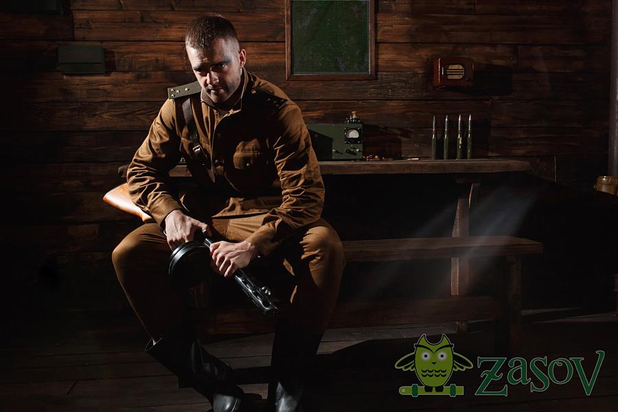 Военный квест «В августе 44»