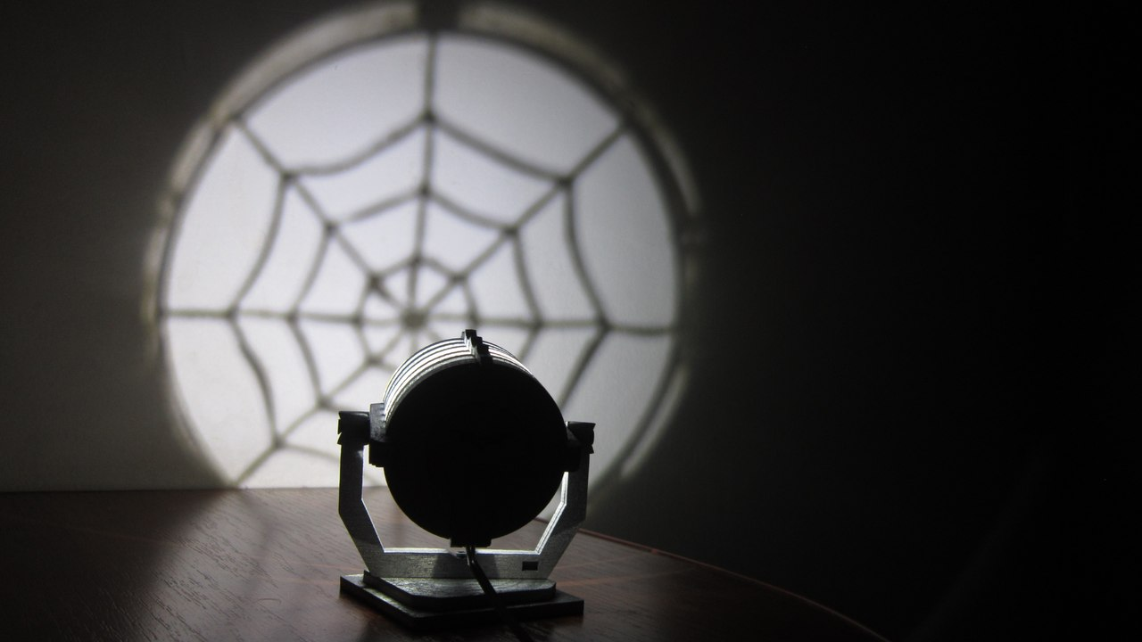 Мастер-класс Проектор Bat-сигнал