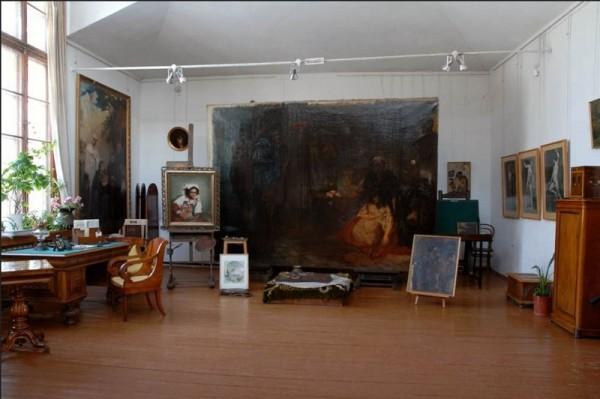 Дом-музей П. П. Чистякова