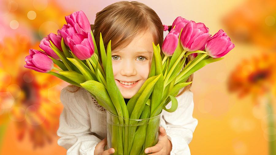 Букет цветов для преподавателя