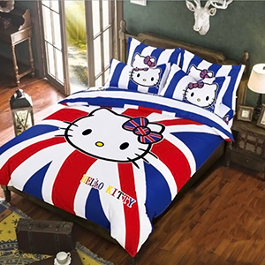 Постельное белье Hello Kitty - купить - обзор