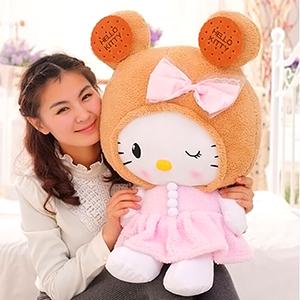 Купить мягкую игрушку Hello Kitty