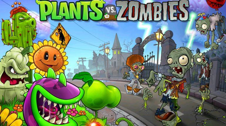 Зомби против растений обзор купить