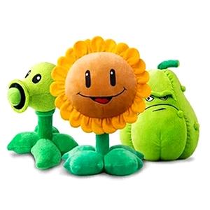 Мягкие игрушки зомби против растений - обзор - купить
