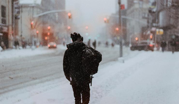 Как одеваться зимой?