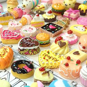 Магнит на холодильник - сладости - пирожное - кондитерские изделия