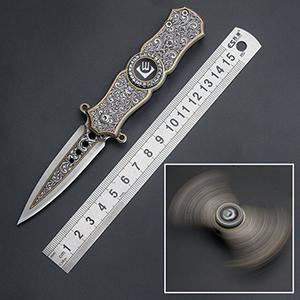 Спиннер - раскладной нож - купить - обзор