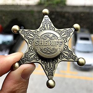 Спиннер-звезда шерифа - купить - обзор