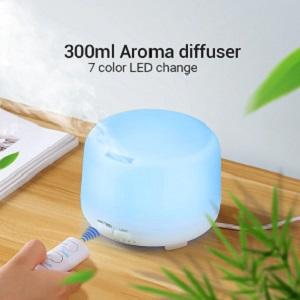 Ароматический диффузор - увлажнитель воздуха - обзор - купить