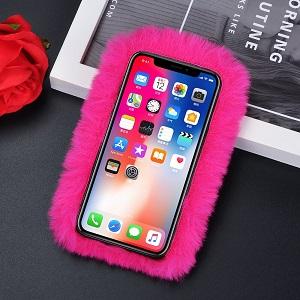 Пушистый чехол для телефона - обзор - купить