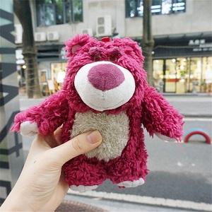 Розовый медведь чехол на телефон - обзор - купить