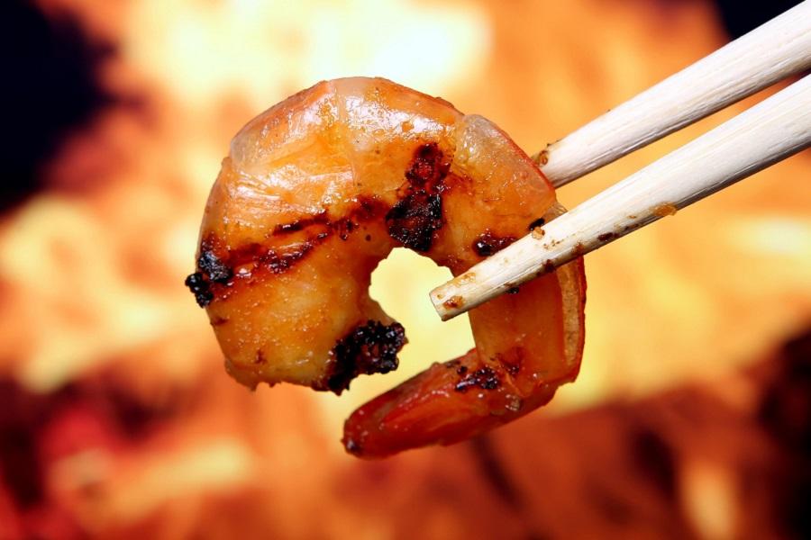 Креветки на гриле – рецепт маринада