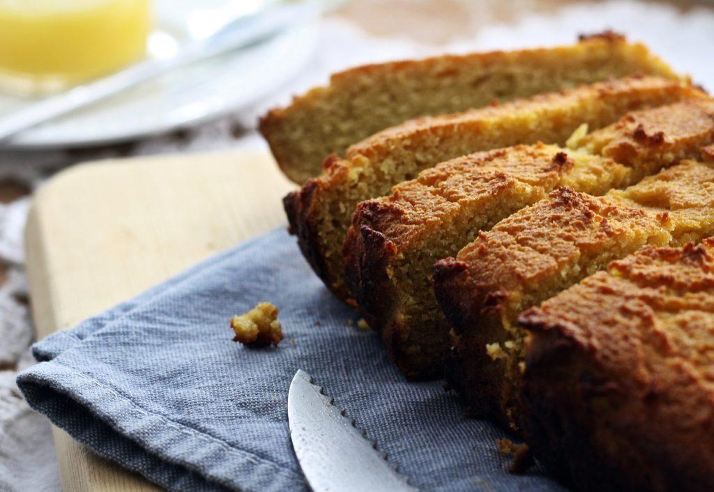Банановый хлеб - рецепт приготовления