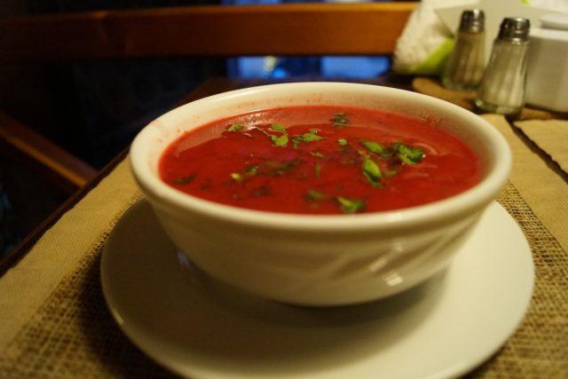 Домашний томатный суп - рецепт приготовления