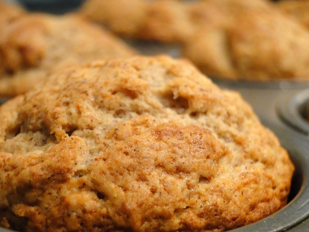 Овсяное печенье с арахисовым маслом