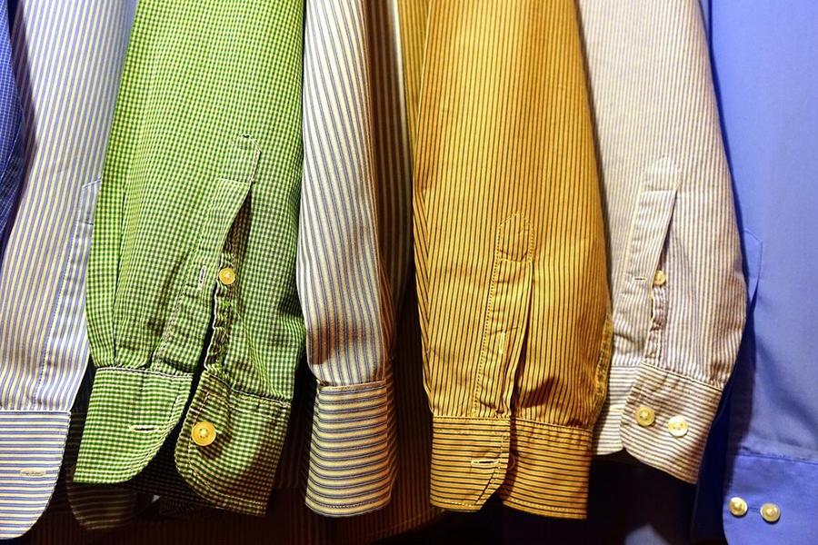 Смешивание чистой и грязной одежды
