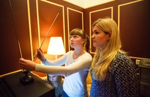 Lostroom - живые квесты в Санкт-Петербурге