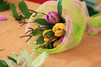CANDY-Флористика: Необычные букеты для сладкоежек