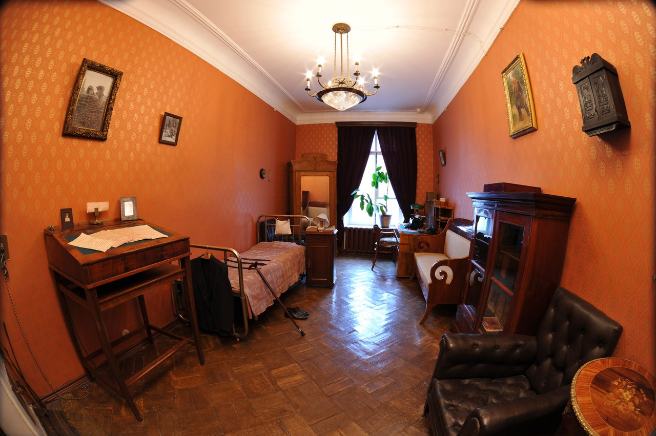 Литературно музей XX век