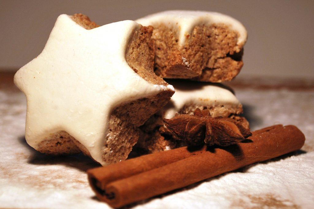 """Миндальное печенье """"Звездочки"""" - пошаговый рецепт"""