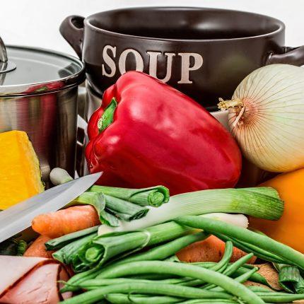 Пестрый суп - рецепт приготовления