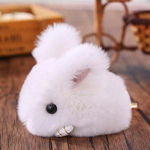 Меховой брелок мышь - купить