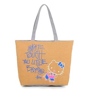 Купить пляжную сумку Hello Kitty