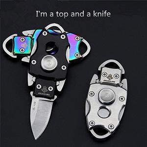 Спиннер нож - купить - обзор