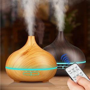 Ультразвуковой диффузор арома - обзор - купить