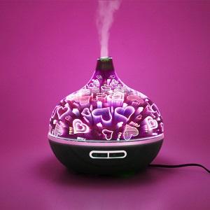 Диффузор для арома-масел с подсветкой - обзор - купить