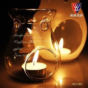 Стеклянная аролампа для эфирных масел - обзор - купить