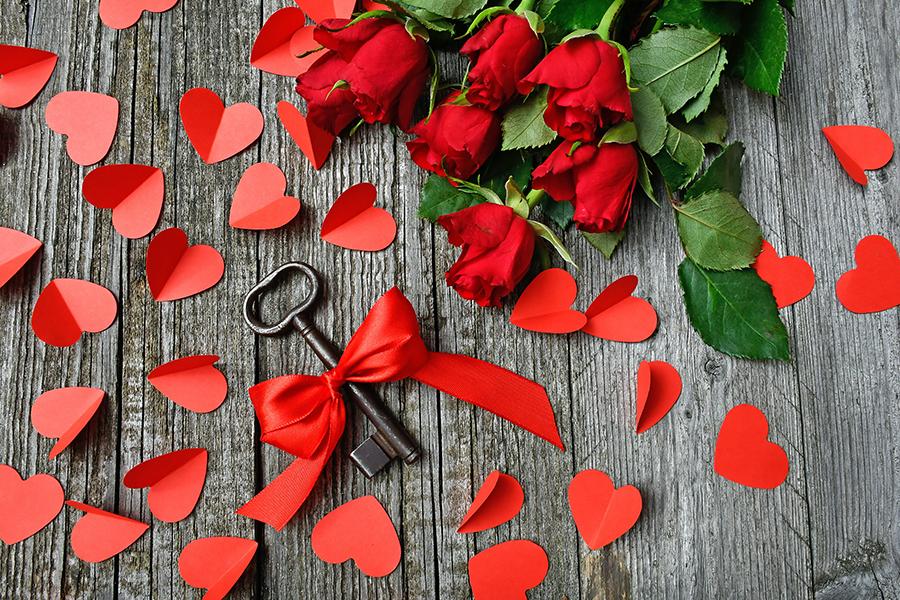 Загадки про любовь